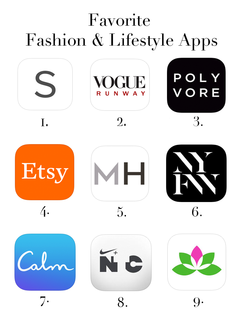 Fav Fashion Apps